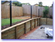 Cape York Fences Retaining walls Decking Gates and